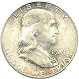 1949 S Franklin Half Dollar MS64 PCGS