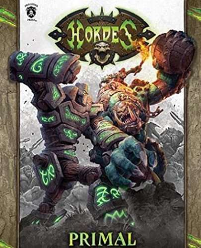 Privateer Press PIP1068 Hordes Primal HC, One Size