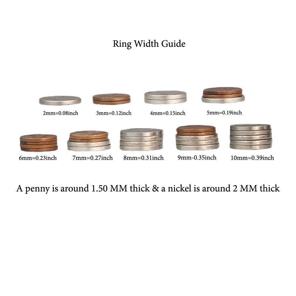 0.15 Carat (ctw) 10k Yellow Gold Round Diamond Ladies Anniversary Wedding Band Stackable Ring (Size 8.5)