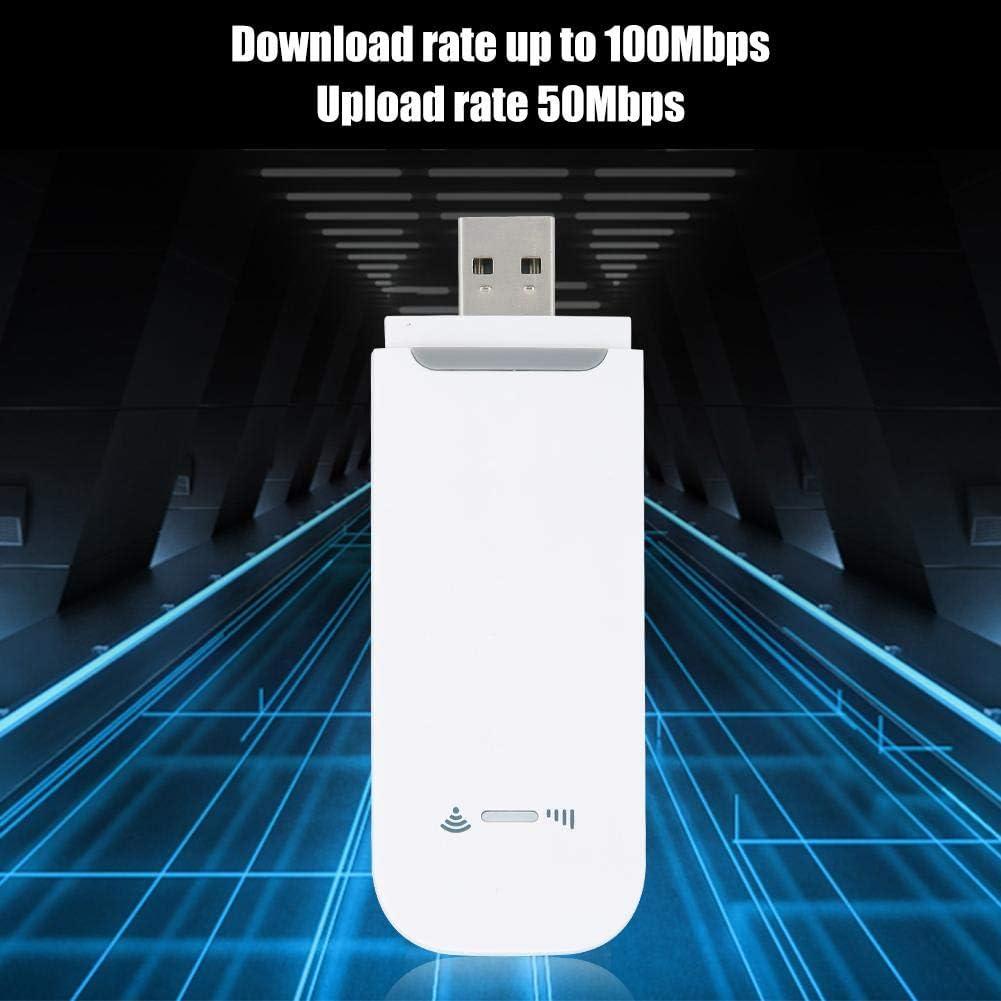 Wireless 4G USB WLAN Stick fo sa Mini WLAN USB Adapter Portable WiFi Modem Receiver Adapter for Windows XP//Vista//7//8//8.1//MAC OS X 10.5//MAC OS X 10.10