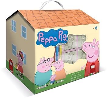 MULTIPRINT Peppa Pig - Casa para Decorar: Amazon.es ...