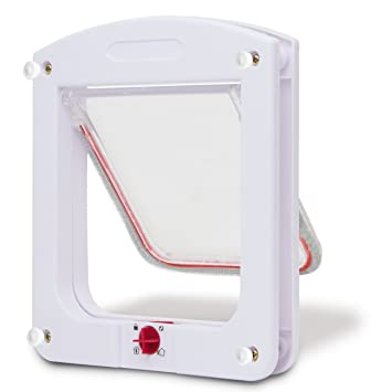 Amazon Paws Pals Dog Cat Flap Doors With 4 Way Lock For Pets