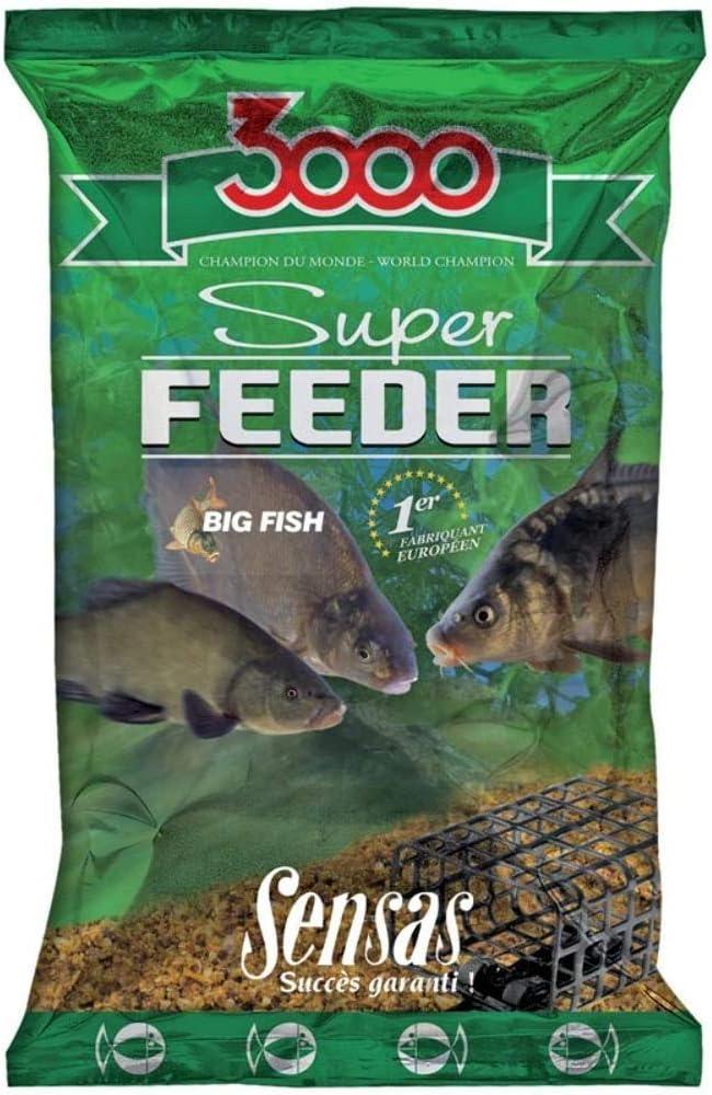 Neuheit 2012 Sensas 3000 Super Feeder Big Fish 1kg