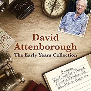 David Attenborough: The Early Years Collection Radio/TV