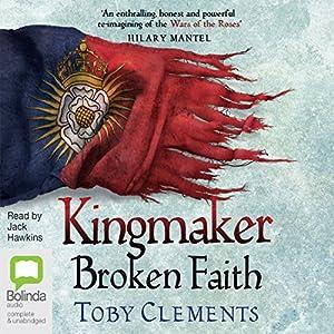 Broken Faith Audiobook