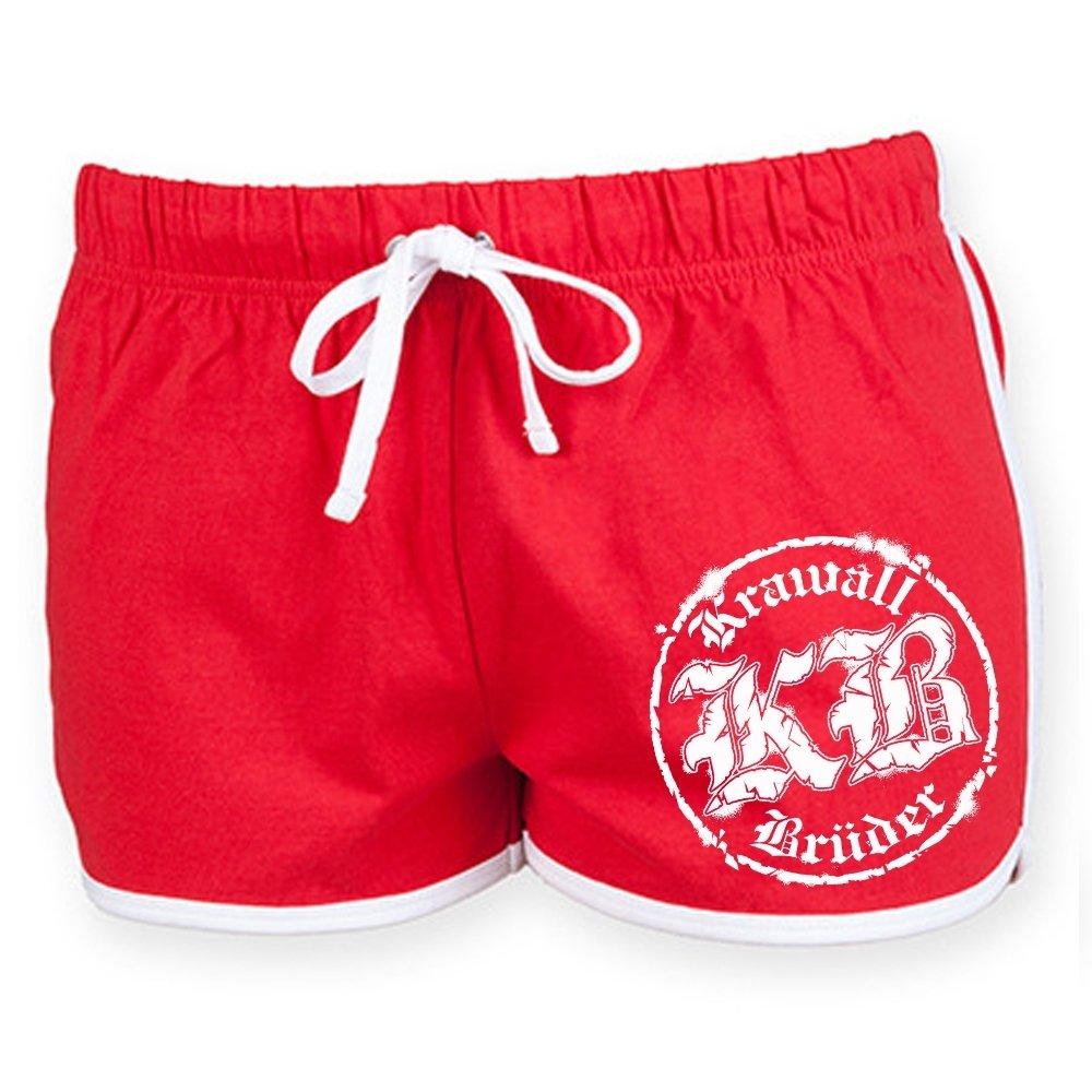 Krawallbrü der - Logo Hotpants