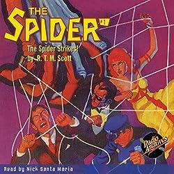 The Spider #1: The Spider Strikes