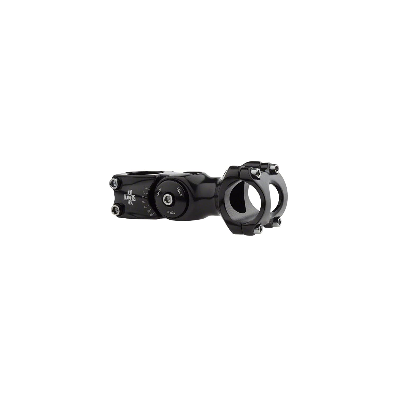 Black Kalloy Uno 820 Adjustable Stem 25.4 x 110mm