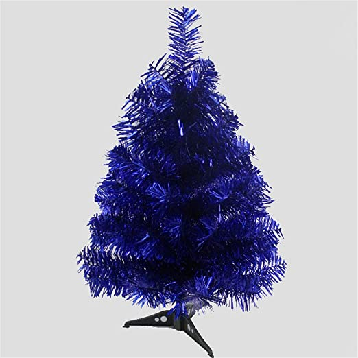 KUPARK 2ft Christmas Tree Artificial with Plastic Stand Home Office Christmas Holiday Decoration Red
