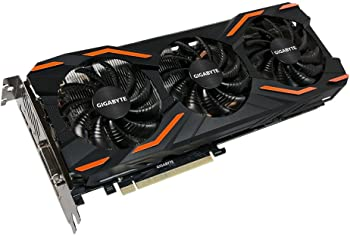 Gigabyte GeForce GTX 1080 Windforce 8GB Graphics Card