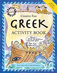 Greek Activity Book (Crafty History)