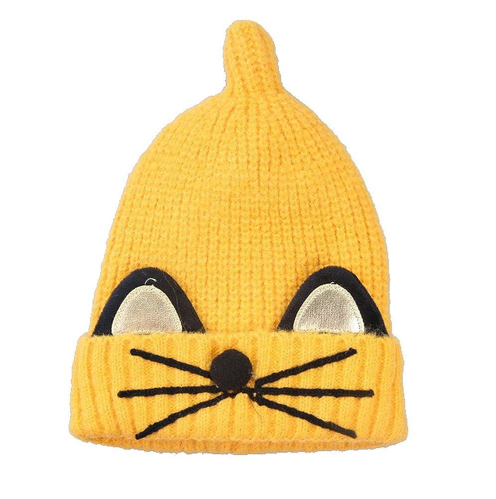 Zegoo HAT ベビーボーイズ  M2064-yellow B076PJ4LW5