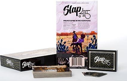 Slap .45: A Wild West Shootout Game for 3-7 Players by Slap .45: Amazon.es: Juguetes y juegos