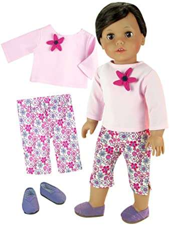 Image result for flower shirt capris sophia's