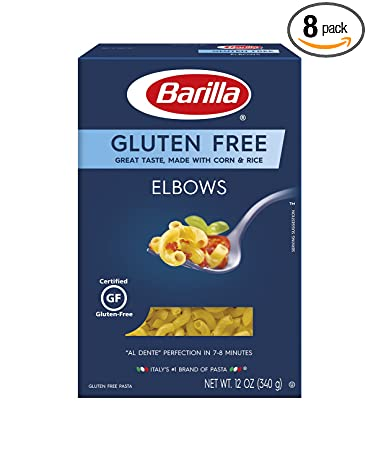 Image Unavailable. Image not available for. Color: Barilla Gluten Free Pasta ...