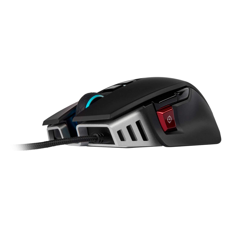 Corsair M65 RGB Elite Tunable FPS Gaming Mouse -