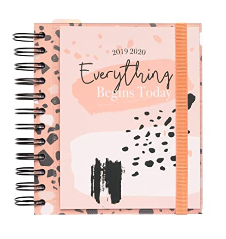 Amazon.com : Abstract Daily Planner, Dated Middle School or ...