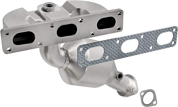 CARB compliant MagnaFlow 452096 Direct Fit Catalytic Converter