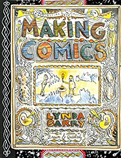 Book Cover: Making Comics