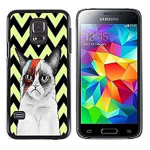Dragon Case - FOR Samsung Galaxy S5 Mini, SM-G800 - Success is a relative term - Caja protectora de pl??stico duro de la cubierta Dise?¡Ào Slim Fit