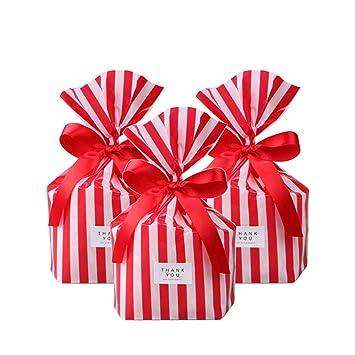 Amazon.com: NIQU - Bolsas de celofán para dulces (50 ...