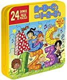 a-b-c's and 1-2-3's  (Includes 24 Piece Puzzle in Collector's box)