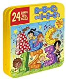 img - for a-b-c's and 1-2-3's (Includes 24 Piece Puzzle in Collector's box) book / textbook / text book