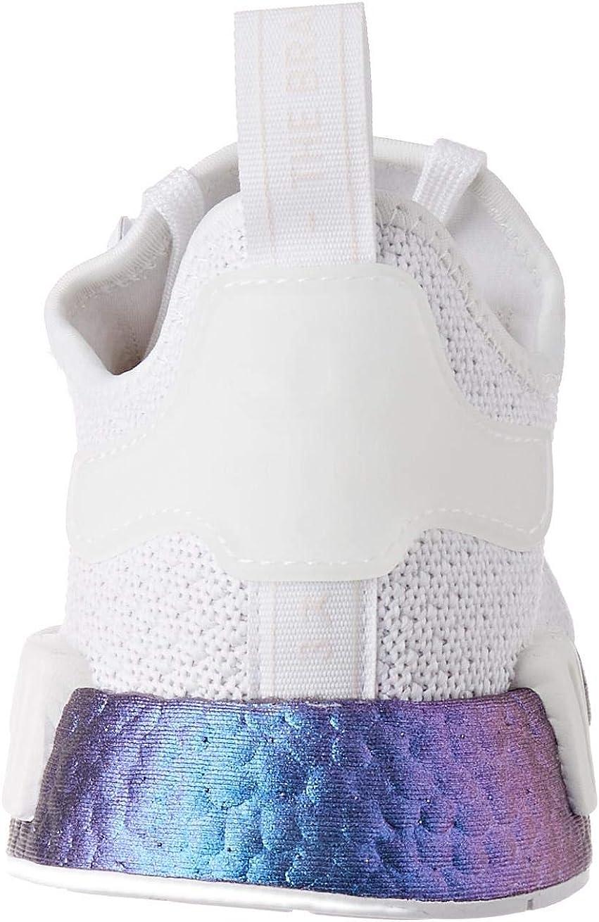 adidas Herren NMD_r1 Leichtathletik-Schuh Silver Met Ftwr White Ftwr White