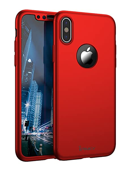 custodia 360 gradi iphone x