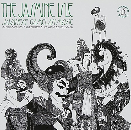 THE JASMINE LIFE-JAVANESE GAMELAN MUSIC(reissue)