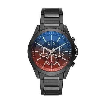 6147a69da1 Armani Exchange Analog Black Dial Men's Watch - AX2615