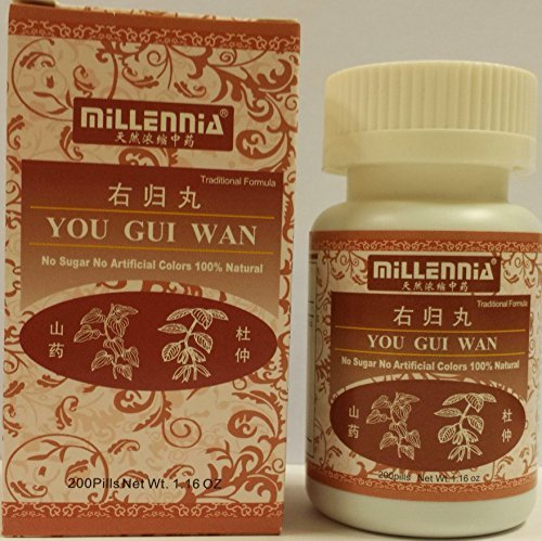 You Gui Wan (200 Pills) By Millennia (Wan Gui You)