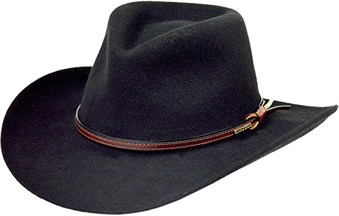 Product Review- Men's Bozeman Wool Felt Crushable Cowboy Hat