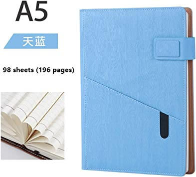 Amazon Com Multi Function Notebook Notepad Thicken Business