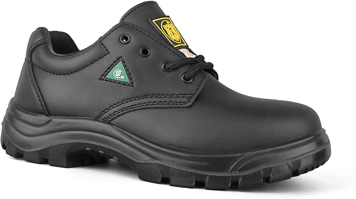 Tiger Safety Women's Safety Shoes Steel