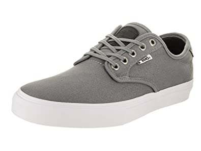 80414e6b261b3e Vans Men s Chima Ferguson Pro Skateboarding Sneakers Dark Grey Burnished  Leather 6.5 D(M) US  Buy Online at Low Prices in India - Amazon.in