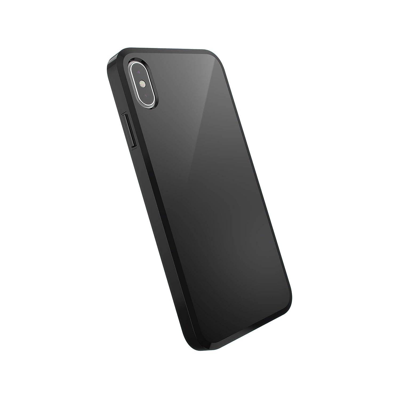 AmazonBasics Slim Case for iPhone XS Max, Black