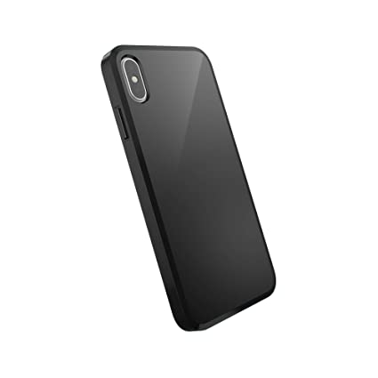 AmazonBasics Slim Case for iPhone XS Max, Black