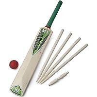 M.Y Twenty20tamaño 5de Madera–Set de críquet con Bolsa