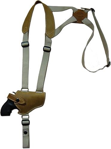 Barsony-Olive-Drab-Leather-Shoulder-Holster