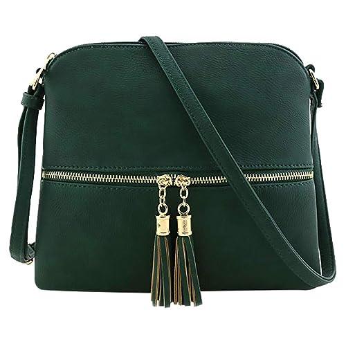 Frauen Clutch Abendtasche Lichee Pattern Handtasche in verschiedene Farben