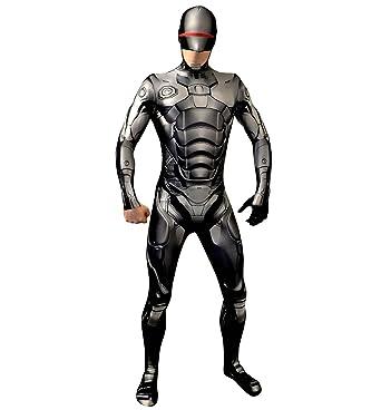 Robocop Morphsuit Amazoncouk Clothing