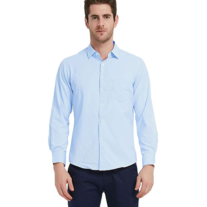 Amazon.com: Ebind - Camiseta de manga larga para hombre, con ...