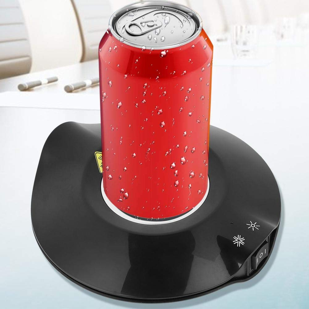 2 in 1 USB Cup Heater Cooler Plate Office Desktop Heating Cooling Device for home Coffee Tea by Fdit (Image #5)