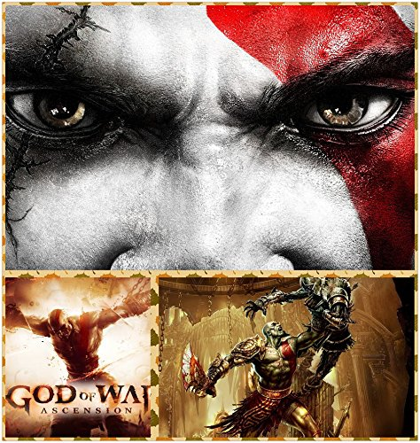 God Of War Ascension Customized 24x25 Inch Silk Print Poster