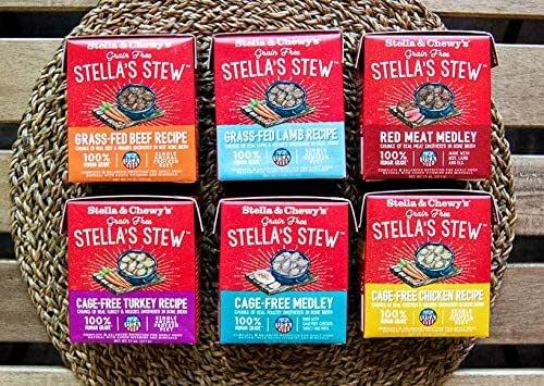 Stella & Chewy Stew Variety Pack 12PK