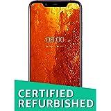 (CERTIFIED REFURBISHED) Nokia 8.1 (Iron, 4GB RAM, 64GB Storage) with Offer