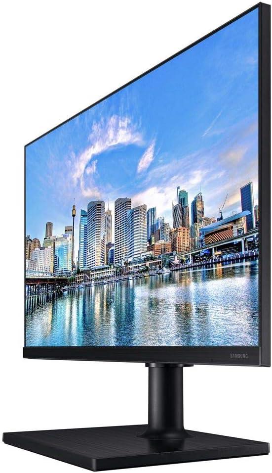 Samsung LF24T452FQUXEN Monitor schwarz