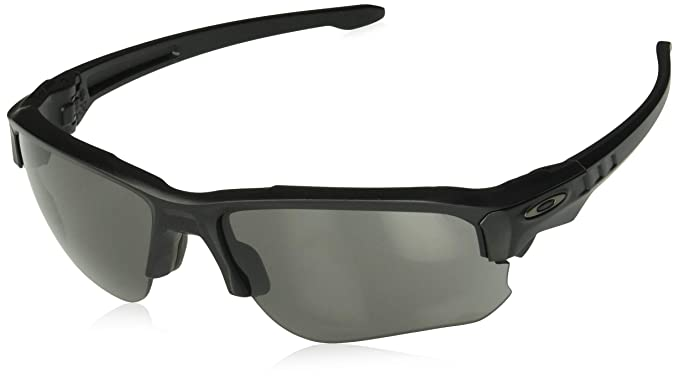 e1a150072ab Image Unavailable. Image not available for. Color  Oakley Men s Speed Jacket  Oval Sunglasses Black ...