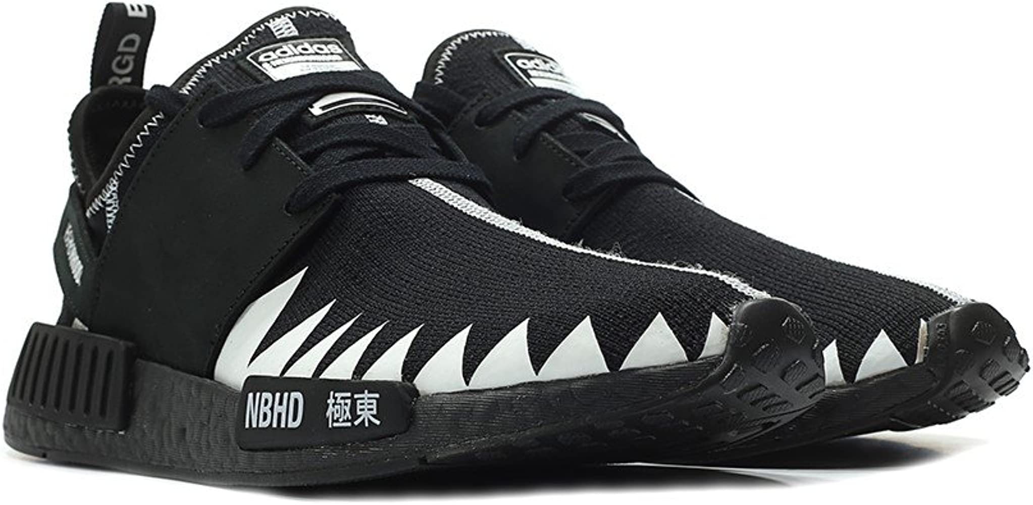 reputable site 8dba3 89812 adidas NMD R1 Neighborhood CORE Black DA8835 US Size 10 ...